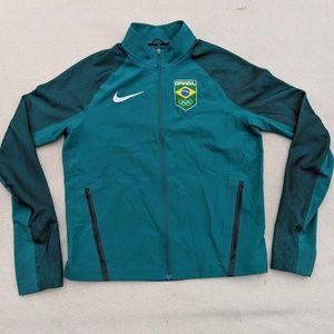 Nike Brazil Olympic Team Jacket Women's Small